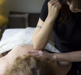 Deep tissue massage in Radlett. Amersham, Croxley Green, Watford